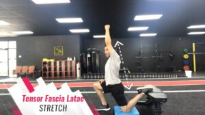 Quad and TFL Stretch   At Home Stretching Series