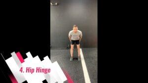Warm-Up Stretching